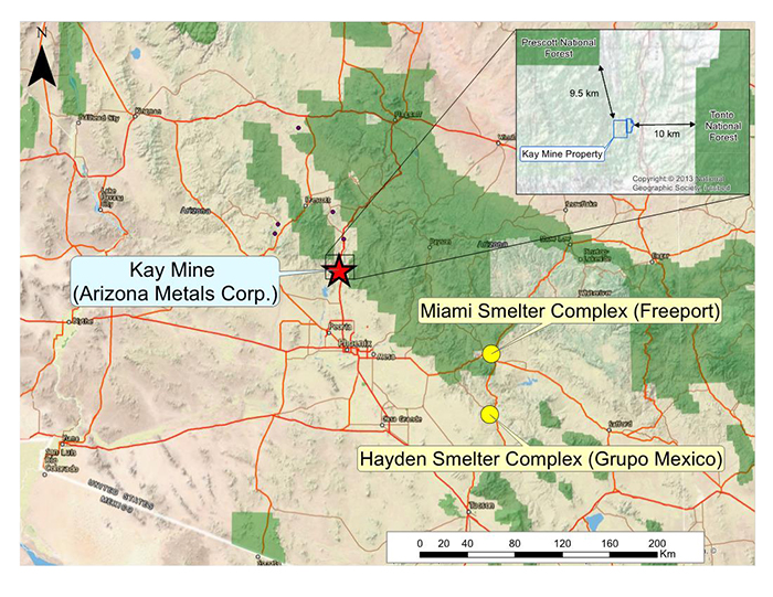Kay Mine Project Overview Image 1